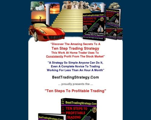 Dix étapes vers un trading rentable