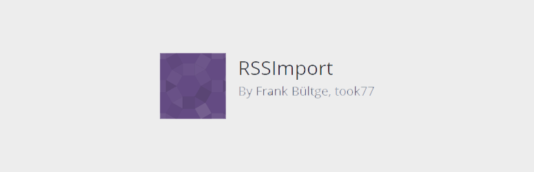 RSSImport