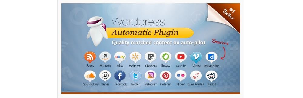 WordPress Plugin automatique