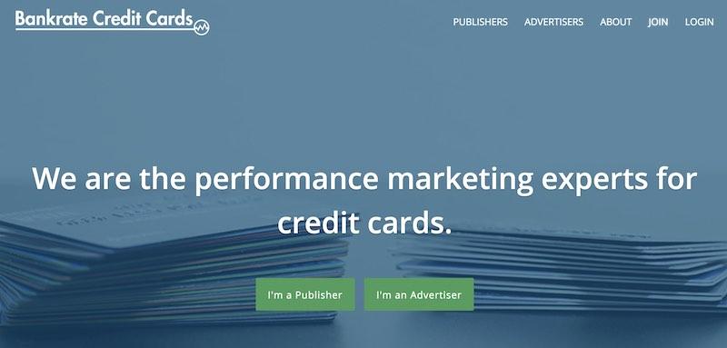 Programmes d'affiliation par carte de crédit