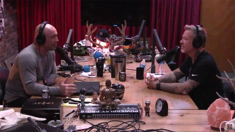 Hébergement de podcast Joe Rogan