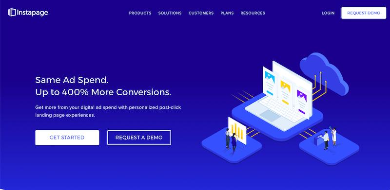 Page d'accueil de la page d'accueil