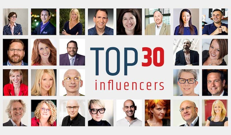 Guest Blogging Top Influencers Influenceurs