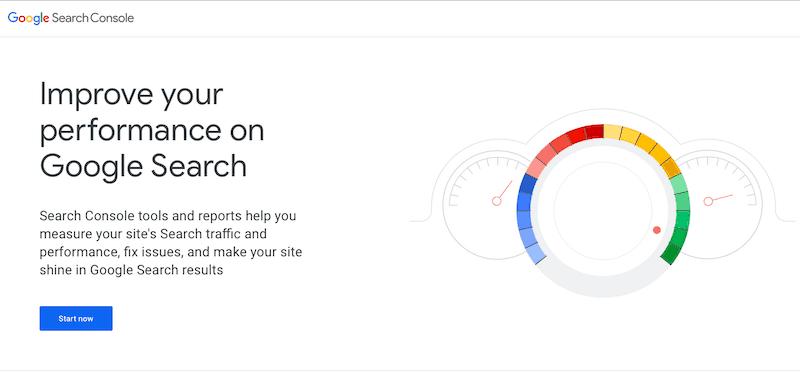 Meilleurs outils de référencement Google Search Console