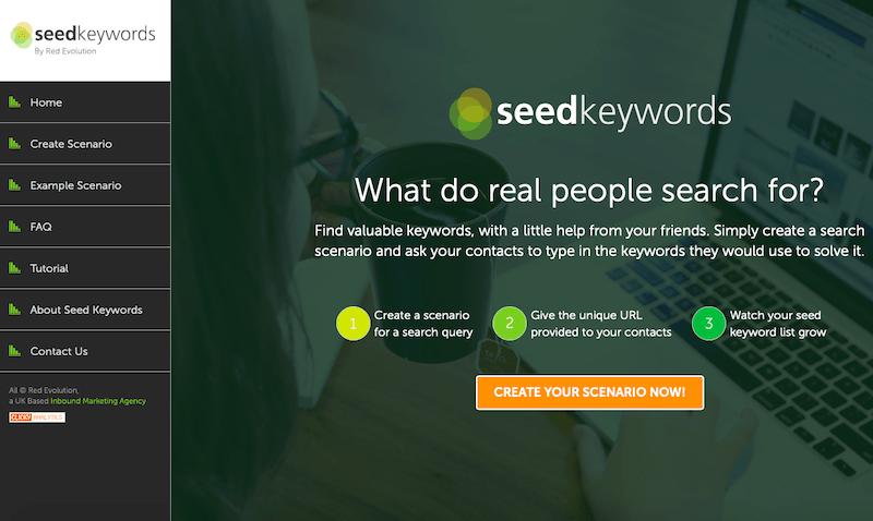 Meilleurs outils de référencement Seed Keywords