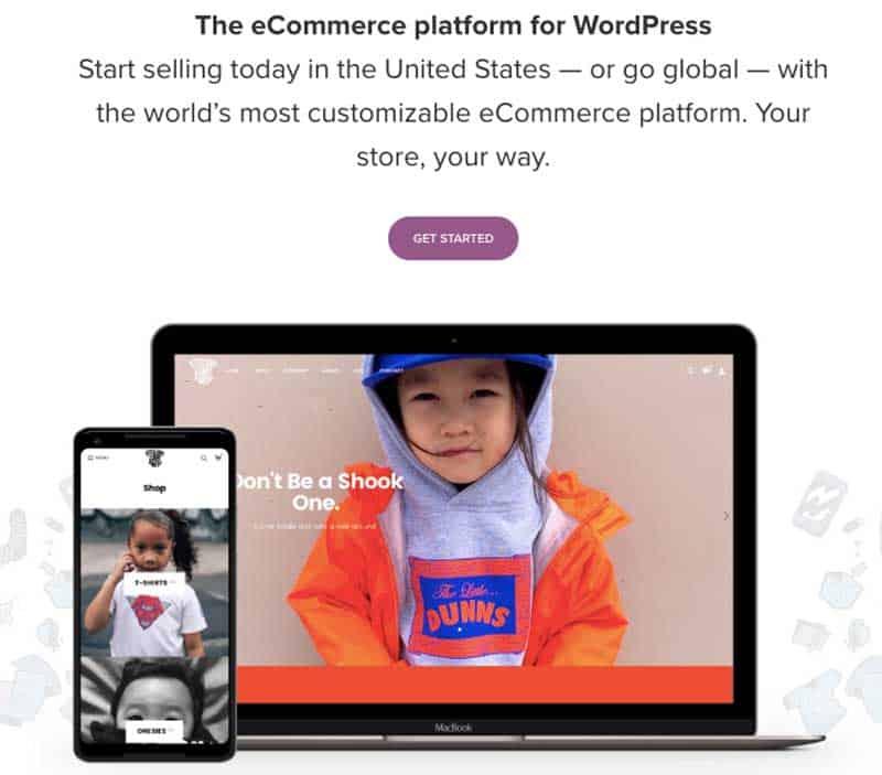 WooCommerce pour WordPress