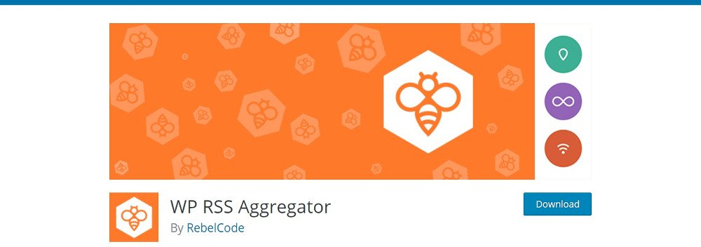 WordPress Autoblogging Plugins WP RSS Aggregator WP Autoblogging Plugins