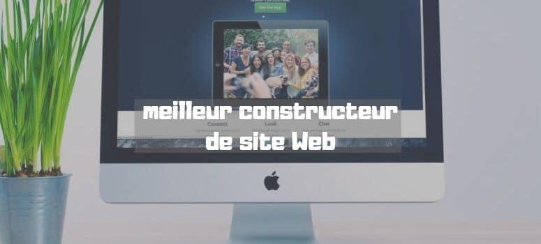 10 meilleurs constructeurs de sites Web de 2019 (Créez et concevez votre site)