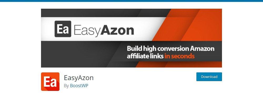 Amazon Affiliate WordPress Plugins : EasyAzon
