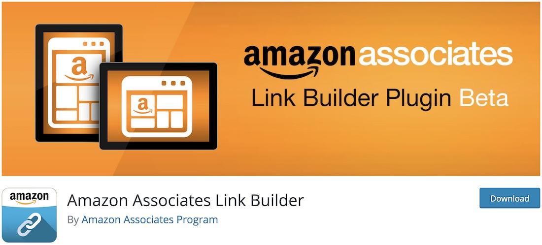 amazon associés link builder