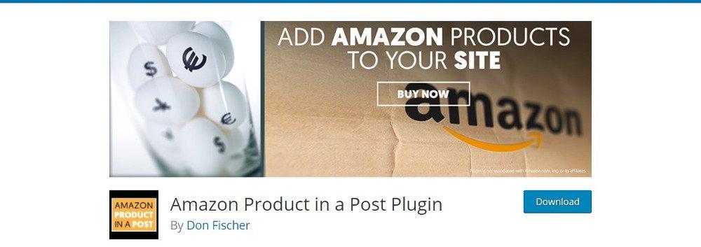 Produit Amazon en poste A